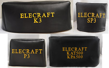 Elecraft K3 or K3s, P3, SP3 and KAT500/KPA500 or KPA500 Ham Radio Dust Cover