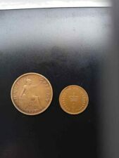 More details for half pennies rare coins
