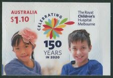 ROYAL CHILDREN'S HOSPITAL MELBOURNE: 150 YEARS 2020 - MINT EX-BOOKLET S/A (BB)