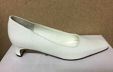 ff54ddd488 Ivory leather bridal wedding shoes sizes 5-8.5 by pure and precious FRANKIE