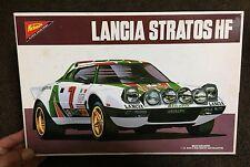 LANCIA STRATOS HF 1/24  NICHIMO  MODEL KIT
