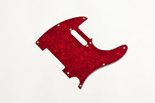 Telecaster Pickguard Red Pearl 3Ply - Golpeador Tele Rojo Perlado tres capas
