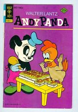 Andy Panda #6 November 1974 VG