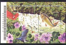Brazil 2006 Fish/Nature/Piracema/Farming/Conservation/Fishing 1v m/s (n36819)