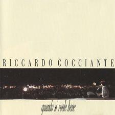 Riccardo Cocciante - QUANDO SI VUOLE BENE