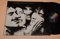 GRAND FUNK RAILROAD LP GOOD..1°ST ORIG 1976+INNER AUDIOFILI EX++
