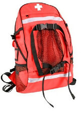 EMS EMT Trauma Backpack First Aid Medical Rescue Response Emergency Bag