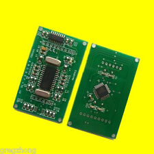 3pcs Mifare1 14443A 13.56Mhz RS232(standard RS232 lev) 3-5V reader/writer module