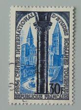 France 1954 986 YT 986 oblitéré