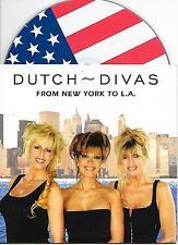 DUTCH DIVAS - From New York to L.A. CD SINGLE 2TR Dutch Cardsleeve SANDRA REEMER