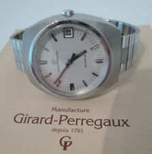 Rarität : Seltene Girard Perregaux Master Quartz Big Block Cal. 352 -70er -TOP !