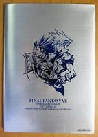 Final Fantasy VII 10th Anniversary Ultimania SQUARE ENIX Official Japan Rare F/S