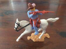 "Timpo Masked Bandit - Brown ""Ten Gallon"" Bandit Hat - Wild West"