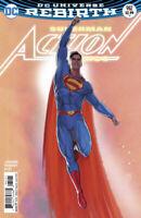 ACTION COMICS #982 DC COMICS  COVER B 1ST PRINT SUPERMAN