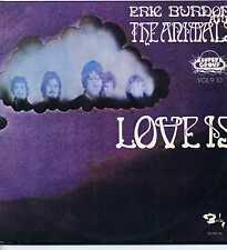 "ERIC BURDON & THE ANIMALS ""LOVE IS"" ORIG FR 1968 2 LPS VG++"