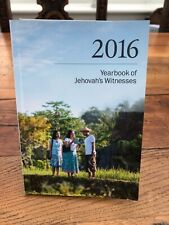 jehovah's witnesses year book 2016