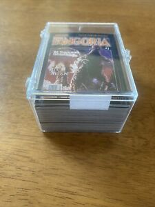 Complete FANGORIA HORROR TRADING 90 CARD SET 1992