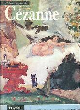 CEZANNE L'OPERA COMPLETA RIZZOLI 1970 CLASSICI DELL'ARTE 39