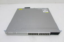 Cisco Ws-C3850-24U-L 24-Port GbE Upoe Stackable Catalyst 3850 Switch 1x Psu