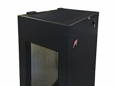 "6U 35"" Depth Server Rack Cabinet Unique Compact Solution!FITS MOST SERVERS"