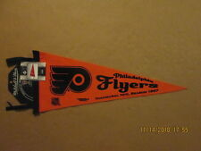 Philadelphia Flyers Mitchell & Ness 1967 Inaugural Season Reproduction Pennant