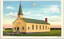 Postcard KY Camp Campbell Chapel No. 1 D33