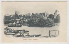Berkshire postcard - Windsor Castle, Windsor - P/U 1903 (Duplex Pmk)