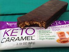 Youngevity Slender FX™ Keto Caramel™ Bars (10 ct) - Dr. Wallach