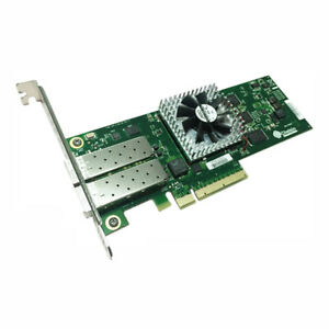 Chelsio 110-1146-40 T420-CR T420 CR 10GbE 2-Port PCIe Unified Wire Adapter Card