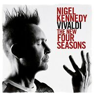 NIGEL/THE ORCHESTRA OF LIFE KENNEDY - THE NEW FOUR SEASONS  CD NEU VIVALDI