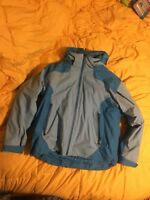 L.l. Bean Womens Large Weather Challenger 3-in-1 Jacket