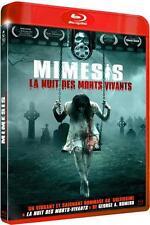 Blu Ray  //  MIMESIS : LA NUIT DES MORTS VIVANTS  //   NEUF cellophané
