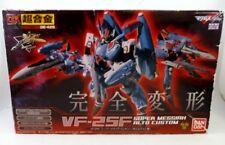Bandai Japan GE-42s Macross Frontier DX VF-25F Alto Super Messiah MIB Robotech