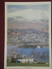 POSTCARD CUMBRIA CONISTON WATER THE OLD MAN OF CONISTON