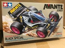Tamiya 95501 1/32 Mini 4WD AVANTE JR. BLACK Type II Chassis