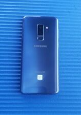 Samsung Galaxy S9+ PLUS GSM Unlocked (Coral Blue) Excellent Condition