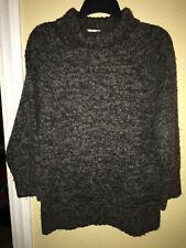 The Territory Ahead Sweater Brown wool blend women's size Medium