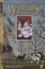 Warriors Manga: A Clan in Need 2 by Erin Hunter (2010, Paperback)