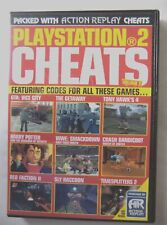 55473 Vol. 02 Action Replay Cheats - Sony PS2 Playstation 2 (2003)