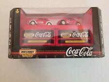 Matchbox Collectibles - Coca Cola Series - Volkswagen 2car Set -Target exclusive
