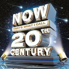 NOW THAT'S WHAT I CALL 20th CENTURY 3CD SET (Released October 21st 2016)