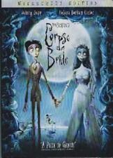 Tim Burtons Corpse Bride Dvd