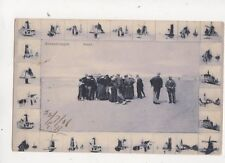 Scheveningen Strand Netherlands Vintage Postcard Speelman 405b