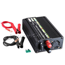 300W 12V DC Pure Sine Wave Power Inverter,240V AC,USB Port,Soft Start