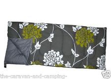 Sleeping Bag 50oz  - Royal Novara  - King size  193cm x 83cm -CARAVAN / CAMPING