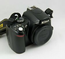 Nikon D40 6.1 Megapixel Digital SLR with Battery and Charger