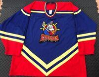 Peoria Rivermen IHL Hockey Jersey Size XL
