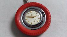 Zenith orologio portachiavi ruotino vintage meccanico manuale ottime condizioni