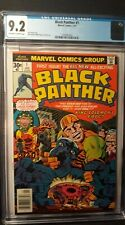 Black Panther Volume 1 Issue #1 (Slabbed; CGC Grade: 9.2) by Comic Blink
