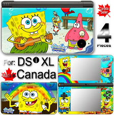 Spongebob Squarepants SKIN DECAL COVER for DSi XL LL #3